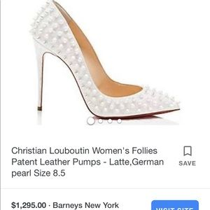 ed17c7faeea4 Christian Louboutin Heels for Women